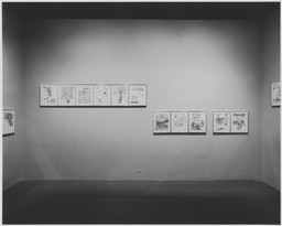 Rauschenberg: 34 Drawings for Dante's Inferno. Dec 21, 1965–Mar 22, 1966. 1 other work identified