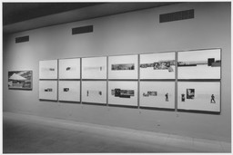 Mies van der Rohe: Architectural Drawings from the Collection. Feb 2–Mar 23, 1966. 8 other works identified