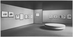 Paul J. Sachs Gallery Print Re-Installation. Mar 3, 1966. 2 other works identified