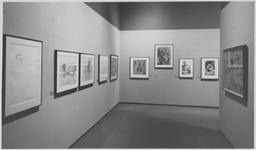 Paul J. Sachs Gallery Print Re-Installation. Mar 3, 1966. 3 other works identified