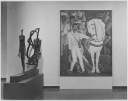 Latin-American Art, 1931–1966, from the Museum Collection. Mar 17–Jun 4, 1967.