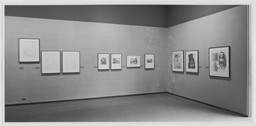 Drawings: Recent Acquisitions. Jun 26–Nov 22, 1967.
