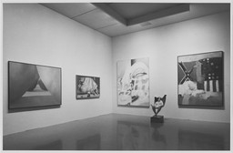 The 1960s: Painting and Sculpture from the Museum Collection. Jun 28–Sep 24, 1967. 2 other works identified