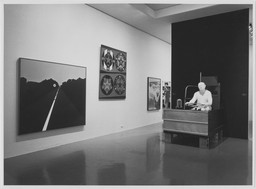 The 1960s: Painting and Sculpture from the Museum Collection. Jun 28–Sep 24, 1967. 1 other work identified