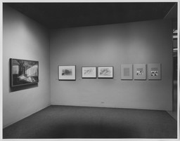 Lyonel Feininger: The Ruin by the Sea. Aug 1–Sep 24, 1967. 1 other work identified
