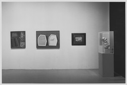 The Sidney and Harriet Janis Collection. Jan 17–Mar 4, 1968. 2 other works identified