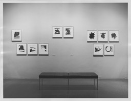 Robert Motherwell: Lyric Suite. Sep 8–Oct 13, 1969. 1 other work identified