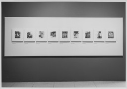 Atget. Dec 1, 1969–Mar 24, 1970. 3 other works identified