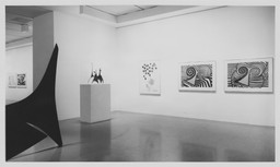 A Salute to Alexander Calder. Dec 18, 1969–Feb 15, 1970.