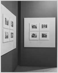 Atget. Dec 1, 1969–Mar 24, 1970. 2 other works identified