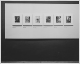 Atget. Dec 1, 1969–Mar 24, 1970. 5 other works identified