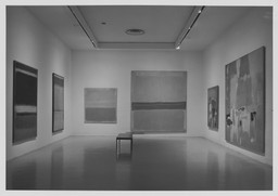 Mark Rothko, 1903–1970. Mar 26–May 31, 1970. 3 other works identified