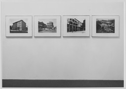Berenice Abbott. Dec 10, 1970–Feb 28, 1971. 2 other works identified