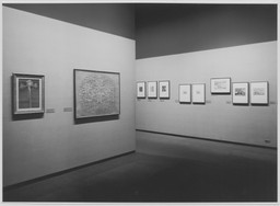 A Selection of Drawings and Watercolors from the Museum Collection. May 11–Oct 19, 1971.