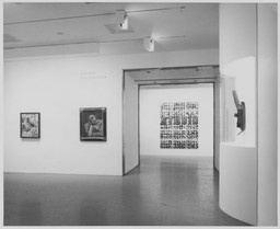 Recent Acquisitions: 20th-Century Pioneers. Mar 13–Apr 26, 1971. 2 other works identified