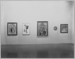 XXVth Anniversary Exhibition: Paintings from the Museum Collection. Oct 19, 1954–Feb 6, 1955. 2 other works identified