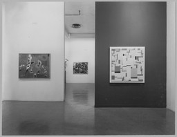 XXVth Anniversary Exhibition: Paintings from the Museum Collection. Oct 19, 1954–Feb 6, 1955. 1 other work identified