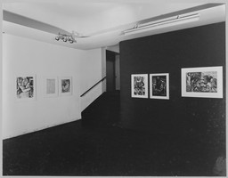 Modern Masterprints of Europe. Dec 7, 1954–Feb 1, 1955. 5 other works identified