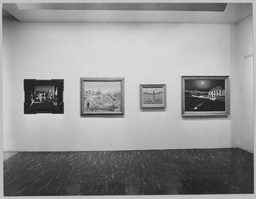 XXVth Anniversary Exhibition: Paintings from the Museum Collection. Oct 19, 1954–Feb 6, 1955. 3 other works identified