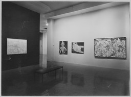 The New Decade: 22 European Painters and Sculptors. May 10–Aug 7, 1955.