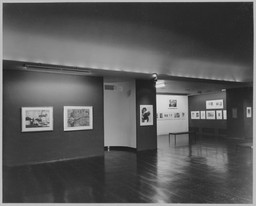 Prints by Nolde and Kirchner. Nov 8, 1955–Jan 8, 1956.