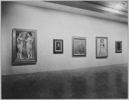 Paintings from Private Collections. May 31–Sep 7, 1955. 1 other work identified