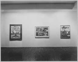 Paintings from Private Collections. May 31–Sep 7, 1955. 2 other works identified