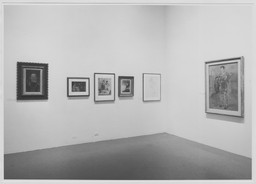 Picasso in the Collection of The Museum of Modern Art. Feb 3–Apr 2, 1972. 1 other work identified