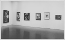 Picasso in the Collection of The Museum of Modern Art. Feb 3–Apr 2, 1972. 5 other works identified