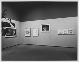Drawn in America. Mar 1–May 29, 1972. 2 other works identified