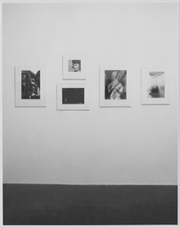 Barbara Morgan: Photographs. Mar 7–May 30, 1972.