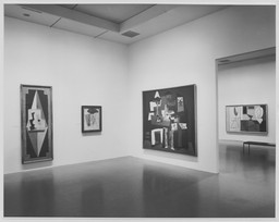 Picasso in the Collection of The Museum of Modern Art. Feb 3–Apr 2, 1972. 3 other works identified