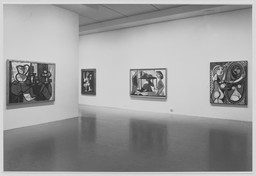 Picasso in the Collection of The Museum of Modern Art. Feb 3–Apr 2, 1972. 2 other works identified