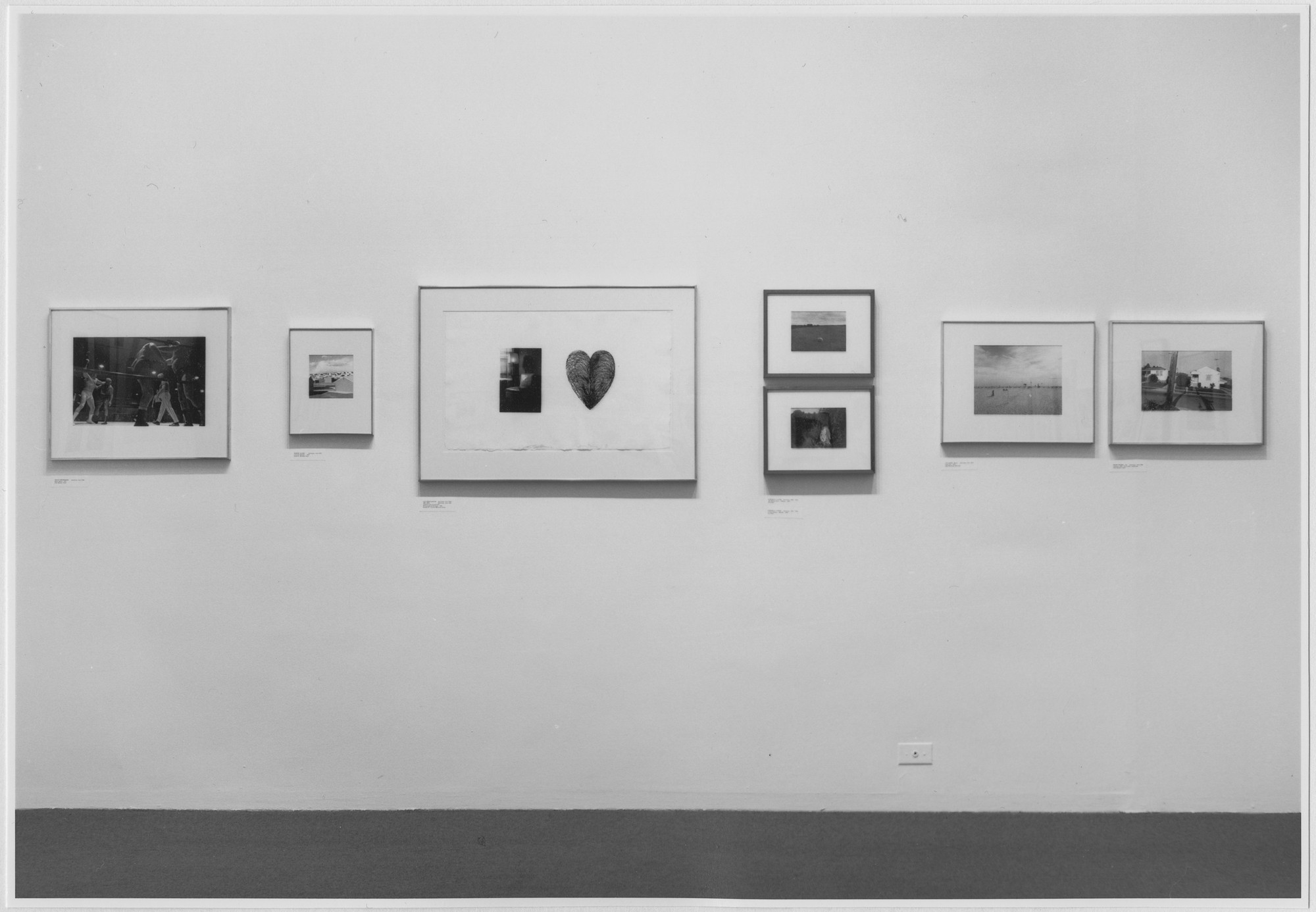 "Installation view of the exhibition, ""Photography: Recent Acquisitions."" July 17, 1973–October 10, 1973. Photographic Archive. The Museum of Modern Art Archives, New York. IN1039.1. Photograph by Katherine Keller."