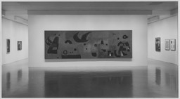 Miró in the Collection of The Museum of Modern Art. Oct 9, 1973–Jan 27, 1974.