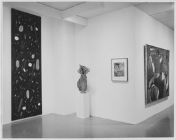 Miró in the Collection of The Museum of Modern Art. Oct 9, 1973–Jan 27, 1974. 1 other work identified
