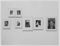 Kertész, Rodchenko, and Moholy-Nagy: Photographs from the Collection. Jan 28–Jun 9, 1974. 5 other works identified