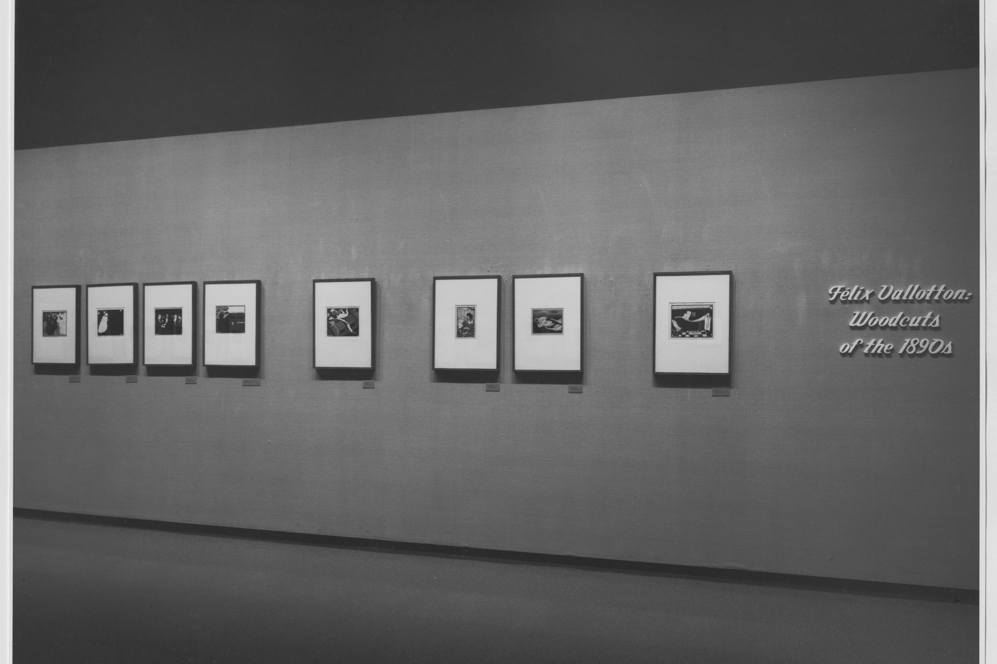 Félix Vallotton: Woodcuts of the 1890s | MoMA