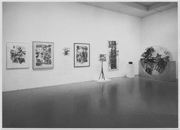 Robert Rauschenberg. Mar 25–May 17, 1977. 3 other works identified
