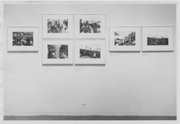 Public Relations: Photographs by Garry Winogrand. Oct 18–Dec 11, 1977. 3 other works identified