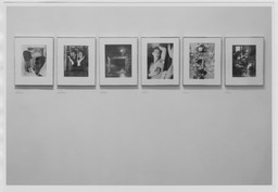 Herbert Bayer: Photographic Works. Oct 31, 1977–Jan 29, 1978.