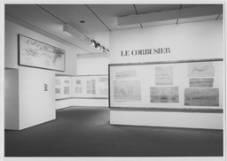 Le Corbusier: Architectural Drawings. Jan 20–Mar 26, 1978. 1 other work identified