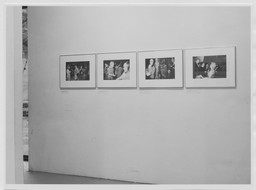 Public Relations: Photographs by Garry Winogrand. Oct 18–Dec 11, 1977.