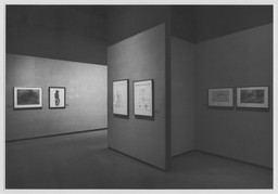 German Drawing: The Expressionists. Aug 30–Nov 10, 1974.