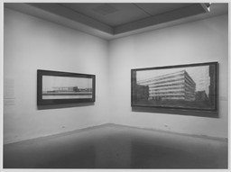 Ludwig Mies van der Rohe: Five Projects. Nov 8, 1974–Feb 23, 1975.