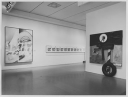 Reinstallation of the Collection. Nov 25, 1974. 1 other work identified