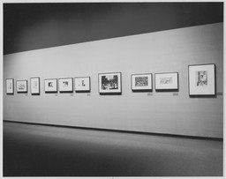 American Prints: 1913–1963. Dec 3, 1974–Mar 3, 1975. 1 other work identified