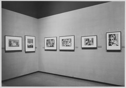 American Prints: 1913–1963. Dec 3, 1974–Mar 3, 1975. 4 other works identified