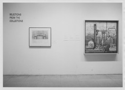 Selections from the Collection. May 25–Aug 8, 1978. 1 other work identified