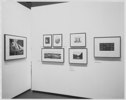 Edward Steichen Photography Center Reinstallation. Dec 21, 1979. 2 other works identified